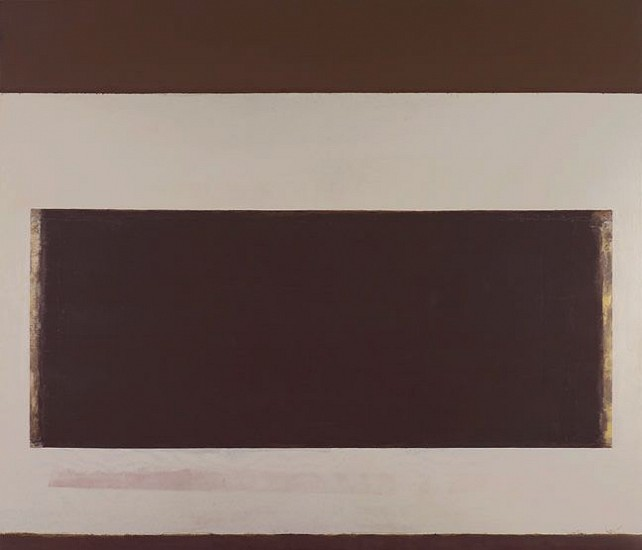 Perle Fine ,   Cool Series No.28, Clean Beat  ,  c. 1961-1963     Oil on canvas ,  60 x 70 in. (152.4 x 177.8 cm)     © AE Artworks     FIN-00015