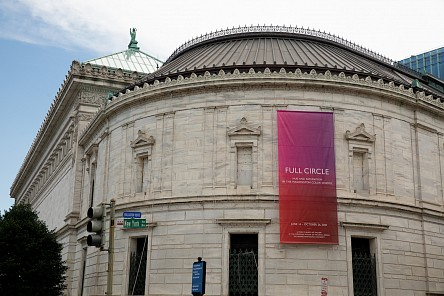 News: GWU Gallery Honors the Corcoran's Nearly 150-Year Legacy, August  8, 2018 - Jennifer Anne