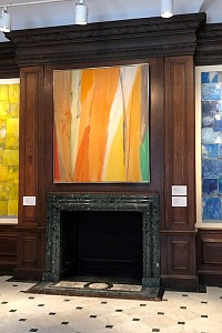 News: Larry Zox Exhibited at the Nassau County Museum of Art, August 27, 2018 - A. E. Colas for ZealNYC