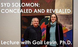 News: Guild Hall: Syd Solomon Lecture with Gail levin, Ph.D., October 31, 2018 - Guild Hall
