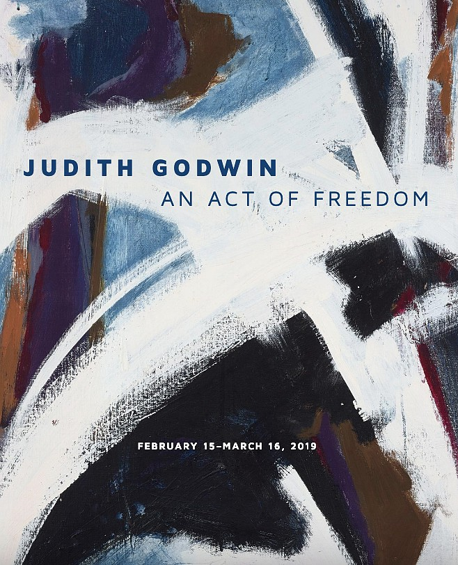 Judith Godwin: An Act of Freedom | Exhibition Catalogue Now Available