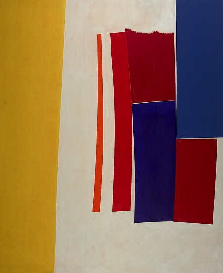 William Perehudoff ,   Allegro (AC-67-002) | SOLD  ,  1967     Acrylic on canvas ,  92 5/8 x 75 1/4 in. (235.3 x 191.1 cm)     PER-00088
