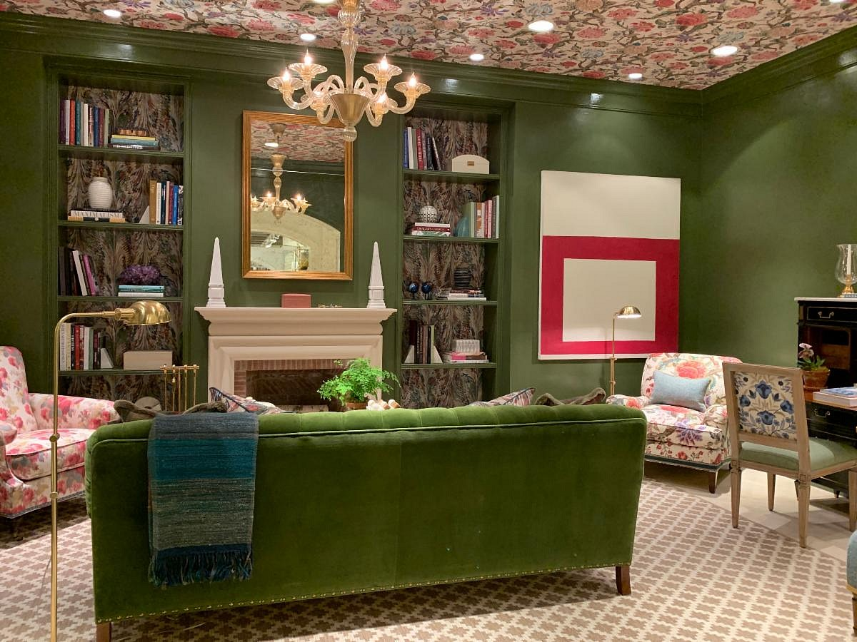 Show Room by Henry & Co. Design in Collaboration with Lee Jofa's Manor House Collection at the Decoration & Design Building, New York