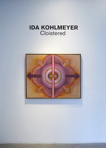 Ida Kohlmeyer | Cloistered - Installation View