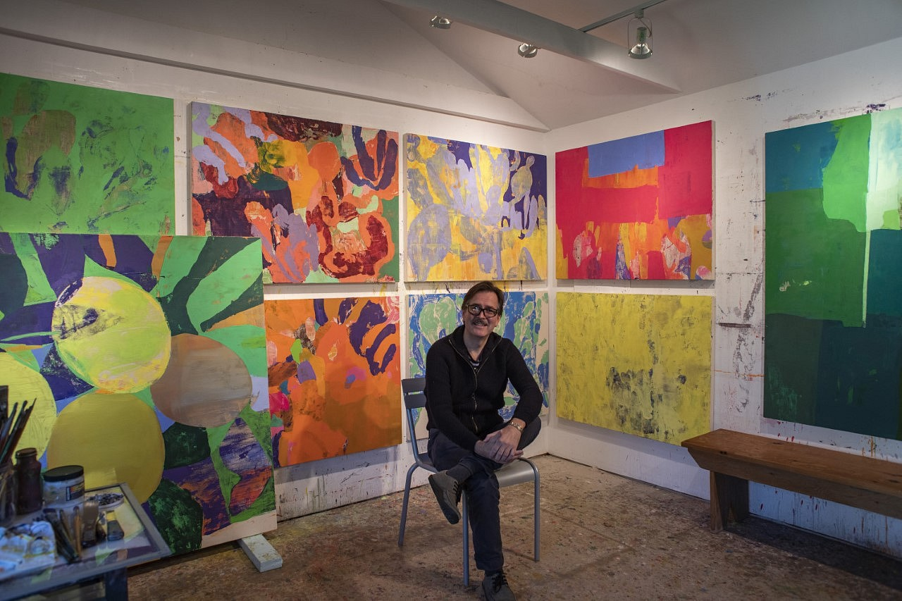 Parrish Art Museum: LIVE FROM THE STUDIO WITH ERIC DEVER